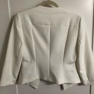 Express Jackets & Coats - White express blazer size 4 Brand New with Tags!